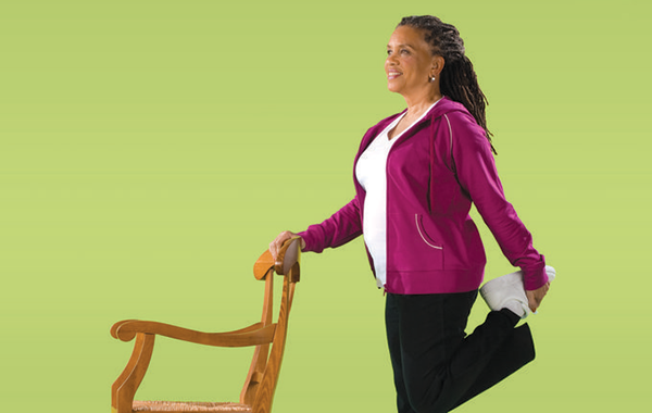Healthy Aging: Maintaining Your Mobility