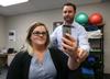 Woman of Steele: Tennis elbow, runner's knee … now … text neck