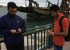Staring at mobile phones strains necks, chiropractors warn